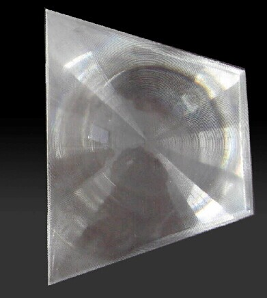 Fresnel透镜 led透镜 梯形结构透镜