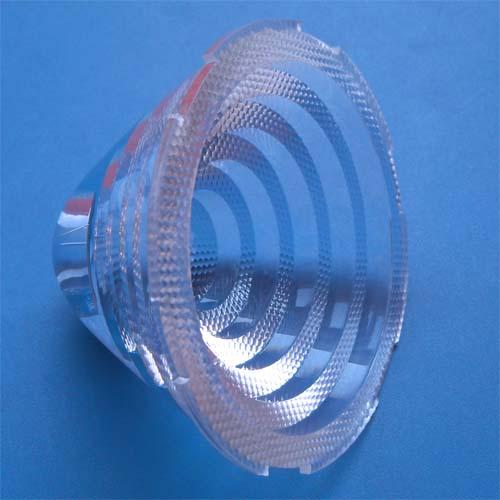 20degree Diameter 75mm Led lens for CREE MC-E,MK-R|OSRAM OSTAR Lighting ,RGB|COB LEDs(HX-CPC-P7L)