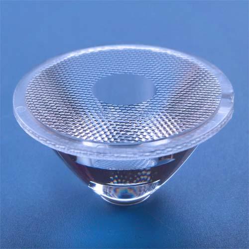 40degree Diameter 34.5mm Led lens for CREE MC-E,XHP50|Luxeon T|Seoul Z5|OSRAM SSL80,SSL150,Square LEDs(HX-MYM03)