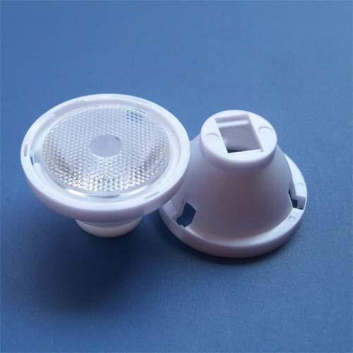 20degree Diameter 32.7mm Stage lighting Led lens for CREE MC-E LEDs(HX-MH-20L)