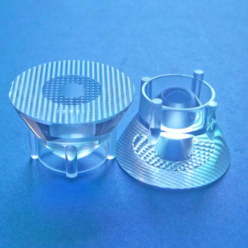 15x30degree diameter 23mm Led lens for CREE XML RGBW,XHP50|OSRAM OSLON LEDs(HX-HTX-1530)